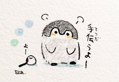Bujo, Vanessa And Austin, Penguin Cartoon, Penguin Party, Spyro The Dragon, Cute Penguins, Love Languages, Anime Sketch, Cute Characters