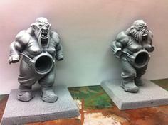 How to paint Ogres Dreadboi style!