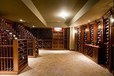 wine cellar cave | Man Cave/ Wine Cellar Ideas / Man Cave/ Wine Cellar Ideas