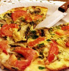 Ugotuj z Martą: Omlet z liśćmi botwinki