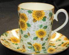 Royal Albert Marguerite   Sunflower Chintz