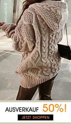 Shop Floryday for affordable Fall Sweaters. Floryday offers latest ladies' Fall Sweaters collections to fit every occasion. Cozy Sweaters, Sweaters For Women, Oversized Sweaters, Latest Fashion For Women, Womens Fashion, Fashion Trends, Fashion Online, Fashion Fall, Pull Torsadé