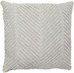 (3) pillow with layered seams - ABC Carpet & Home