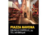 Osteria Pizzeria Margherita, Roma #Ciao