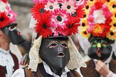Carnival in Karlovo, Bulgaria, 1 March 2014 by Аlexandra, via Flickr