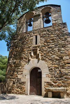 Ermita de Sant Medir  Collserola  Barcelona Festa gran a Sant Cugat del Vallés día 3 de març de 2014
