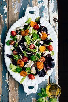 Salad by Raquel Carmona