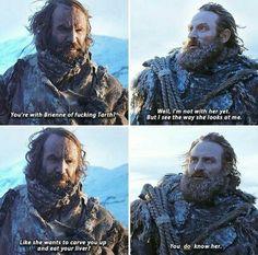 Game of Thrones. Tormund.