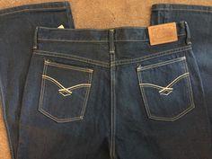 Vtg Wrangler Jeans 34X32 New Old Stock Slight Flare Boot Leg  #Wrangler #BootCut