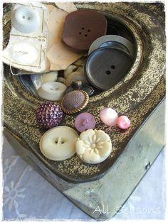 Grandma's button box ...