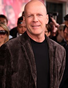 Bruce Willis, born in West Germany when his father was in the military.  In 1957, Willis's father took his family back to Carneys Point, New Jersey where Bruce grew up.