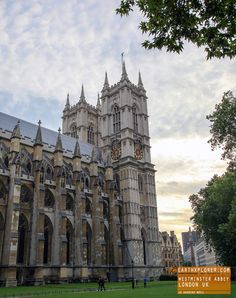 Westminster Abbey London UK