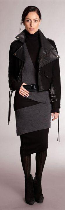 ✚ Donna Karan Fall 2012 ✚ http://www.donnakaran.com/collections/fall-2012/collection