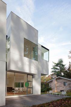 The Bethesda, Maryland NaCl House - Designed by David Jameson Architect Inc.