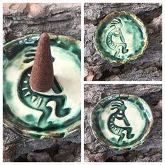 small bowls for ceramic incense cones . by kreativivesbypetra . Incense Cones, Pottery, Ceramics, Petra, Bowls, Bohemian, Mandalas, Artworks, Handmade