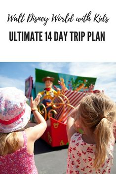 Walt Disney World with Kids Ultimate 14 Day trip Plan  This post includes links to all my Walt Disney World Posts so you can find them easily and hopefully pick up some tips. The general ones are just here and the touring plans/trip reviews are below in t