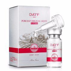EGF Liquid Remove Acne Scars,Repair Damaged Skin,Face Anti-aging Cream Anti-wrinkles Whitening Cream Skin Care Face Serum