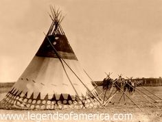 Blood Blackfoot, Lodge of the Horn Society, Edward S. Curtis