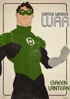 GREEN LANTERN by GTR26 on deviantART