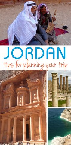 Ready to experience the amazing sights, history, and culture of the middle east? Plan your next vacation with these travel tips for taking a trip to Jordan