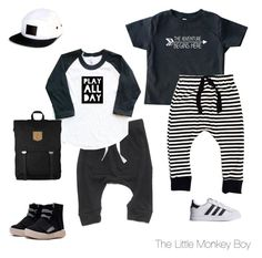 """""""The Little Monkey Boy OOTD"""" by thelittlemonkeyboy on Polyvore featuring men's fashion and menswear"""