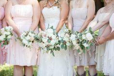 Wedding Bouquets // Ol' Hitchin Post Ranch Wedding// Seattle Wedding Photographers | Ignite Photography Blog