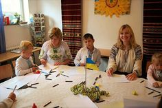 Prima scuola ucraina in Svezia
