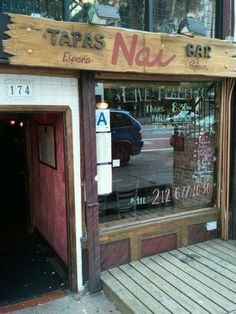 Nai Tapas - Good food and Flamenco in the East Village