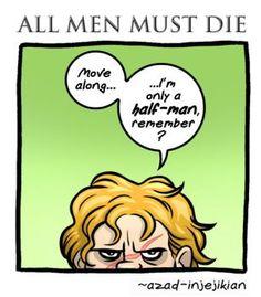 All Men Must Die 5 (of 6) - Game of Thrones by Azad-Injejikian