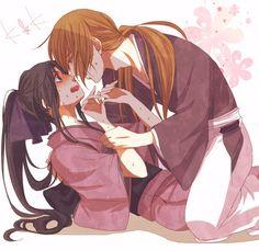 A Meiji Romance story