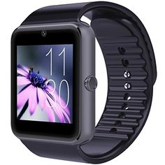 CNPGD [U.S. Warranty] All-in-1 Smartwatch and Watch Cell Phone Black for iPhone, Android, Samsung, Galaxy Note, Nexus, HTC, Sony -  http://www.wahmmo.com/cnpgd-u-s-warranty-all-in-1-smartwatch-and-watch-cell-phone-black-for-iphone-android-samsung-galaxy-note-nexus-htc-sony/ -  - WAHMMO