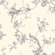 World Menagerie Parsonsfield L x W Wallpaper Roll Color: Pink Teal Wallpaper, Shabby Chic Wallpaper, Botanical Wallpaper, Embossed Wallpaper, Brick Wallpaper, Wallpaper Panels, Geometric Wallpaper, Wallpaper Roll, Victorian Wallpaper