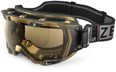 Zeal Optics Zeal Z3 Gps Goggle (Carbon Matte Gold) by Zeal Optics. $449.95. Zeal Z3 GPS goggle takes electronic-integrated goggle to the next level with an improved display, new frame design, and second generation technology