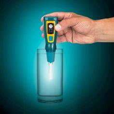 SteriPEN Ultra UV-Wasserentkeimer - Einfach per USB am Computer, der Steckdose oder am Solarladegerät aufladen. Wiederverwendbar für bis zu 8.000 Liter sauberes Trinkwasser. trinkpur.de