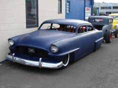 chopped 54 plymouth - Google Search