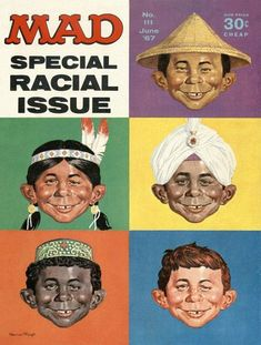 mad magazine in Books, Comics and Magazines Vintage Comic Books, Vintage Magazines, Vintage Comics, Vintage Ads, Vintage Items, Mad Magazine, Magazine Images, Magazine Covers, Magazine Articles