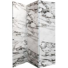 BALERI ITALIA Wow Folding Screen (65,495 PHP) ❤ liked on Polyvore featuring home, home decor, white, baleri italia and white home decor