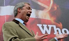 Ukip likely to come out top in European elections, warn Hain and Tebbit European Elections, European Parliament, Nigel Farage, Coming Out, Scandal, Campaign, Politics, England, Top