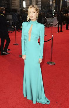 Pin for Later: Your Favourite Stars Were at Their Most Glamorous at the BAFTA Awards Laura Whitmore