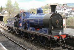 Caledonian Railway McInstosh 812 Class, No. Vintage Trains, Old Trains, Train Art, Train Engines, Thomas And Friends, Steam Engine, Steam Locomotive, Glasgow, Paddle