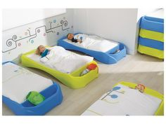 Beds for Creches and Pre-schools from Wesco Ireland