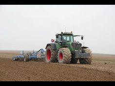Fendt 930 Tractor with Big Tires