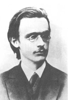 Rudolf Steiner. Another out-there Pisces  who was very intuitive about all kinds of things. Amazing.