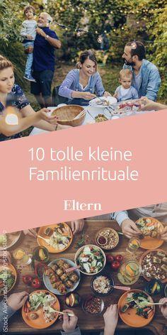 Kleine Rituale machen das Familienleben einfach schöner. Wir haben mal bei den Kolleginnen in der Redaktion herumgefragt, welche in ihren Familien beliebt sind. Und siehe da: Es muss gar nicht spektakulär sein. Auch die kleinen erfreuen das Herz und bleiben haften. #familie #familienleben #rituale #family #familylife #rituals