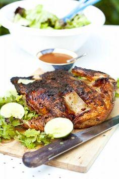 Poulet à la texane au barbecue Mardi carnivore, cuisson au barbecue , avec une recette de marinade sucrée à m'en refaire baver devant mon écran. Si tu n'as pas de barbecue, j'ai tout prévu pour que tu puisses en profiter aussi, pas d'excuse!