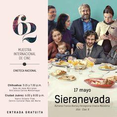 17:15 y 19:30 horas/ #Sieranevada, el quinto largometraje del rumano Cristi Puiu recupera el análisis político que había presentado en La muerte del señor Lazarescu (2005) y lo vuelca en el retrato de una ácida e irónica estirpe, metáfora del resquebrajamiento ideológico y moral de la sociedad de su país.