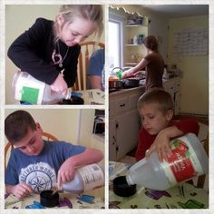 Walnut Acre: Homemade Fabric Softener, Snow Day and More: The Walnut Acre Daily - Wednesday January 14,, 2015