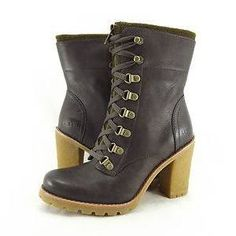 Ugg Fabrice Boots - I just got these. Love them!,