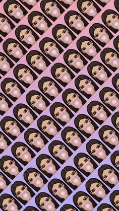 Imagem de wallpaper, kim kardashian, and kimoji