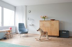 Apartment in Amsterdam is a minimalist house located in The Netherlands, designed by Roel Huisman. By making a few simple architectural modi...
